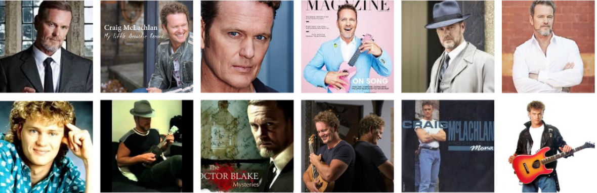 Craig McLachlan Fan Site
